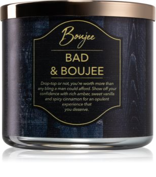Kringle Candle Boujee Bad & Boujee scented candle