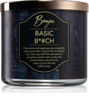 Kringle Candle Boujee Basic Bitch illatos gyertya