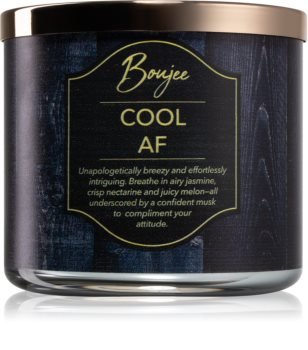 Kringle Candle Boujee Cool AF geurkaars