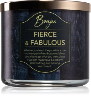 Kringle Candle Boujee Fierce & Fabulous ароматна свещ