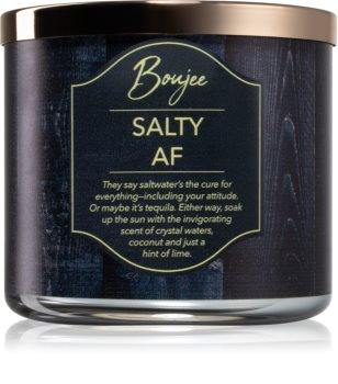 Kringle Candle Boujee Salty AF scented candle