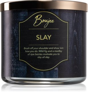 Kringle Candle Boujee Slay scented candle