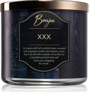 Kringle Candle Boujee XXX candela profumata