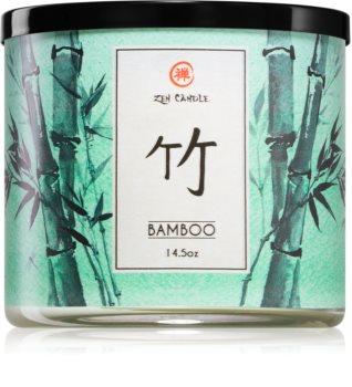 Kringle Candle Zen Bamboo bougie parfumée