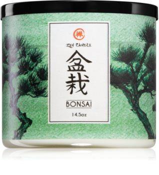 Kringle Candle Zen Bonsai illatos gyertya