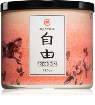 Kringle Candle Zen Freedom scented candle