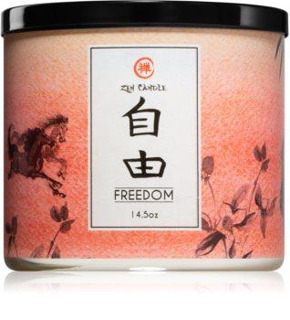 Kringle Candle Zen Freedom ароматна свещ