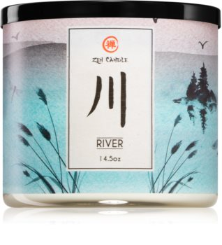 Kringle Candle Zen River scented candle