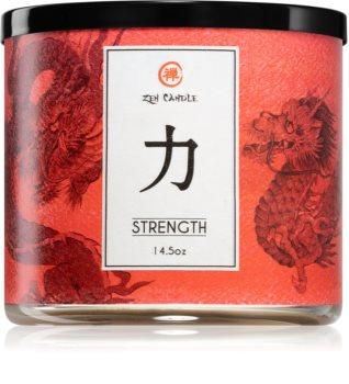 Kringle Candle Zen Strength ароматна свещ