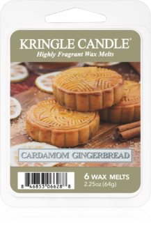 Kringle Candle Cardamom & Gingerbread wachs für aromalampen