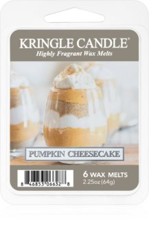 Kringle Candle Pumpkin Cheescake illatos viasz aromalámpába