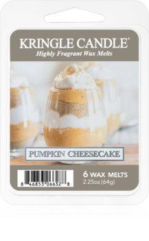 Kringle Candle Pumpkin Cheescake tartelette en cire