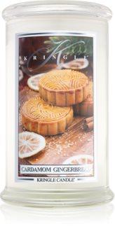 Kringle Candle Cardamom & Gingerbread ароматна свещ