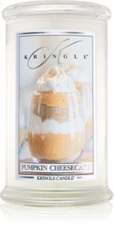Kringle Candle Pumpkin Cheescake bougie parfumée