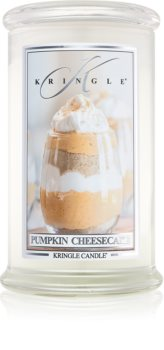 Kringle Candle Pumpkin Cheescake scented candle