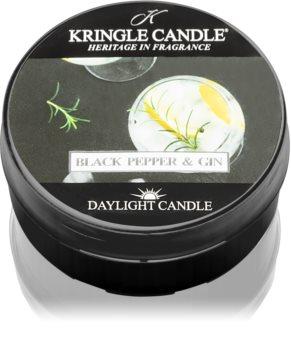 Kringle Candle Black Pepper & Gin duft-teelicht