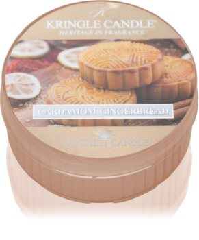 Kringle Candle Cardamom & Gingerbread värmeljus