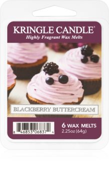 Kringle Candle Blackberry Buttercream wosk zapachowy