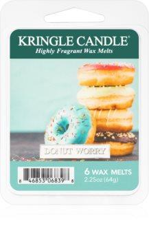 Kringle Candle Donut Worry восък за арома-лампа