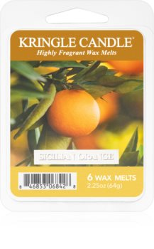 Kringle Candle Sicilian Orange duftwachs für aromalampe