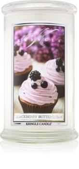 Kringle Candle Blackberry Buttercream lumânare parfumată