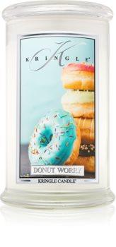 Kringle Candle Donut Worry illatos gyertya