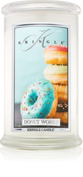 Kringle Candle Donut Worry scented candle