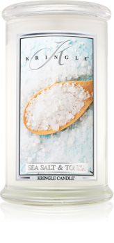 Kringle Candle Sea Salt & Tonka Tuoksukynttilä