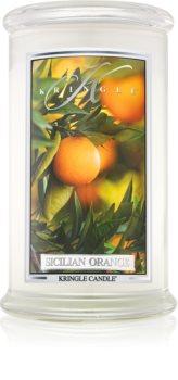 Kringle Candle Sicilian Orange vonná svíčka
