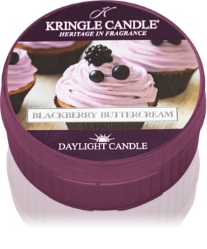 Kringle Candle Blackberry Buttercream чаена свещ