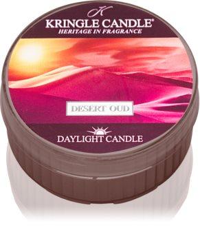 Kringle Candle Desert Oud čajová sviečka