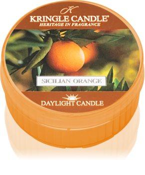 Kringle Candle Sicilian Orange чаена свещ