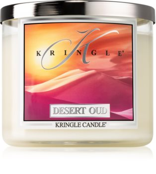 Kringle Candle Desert Oud vonná sviečka I.