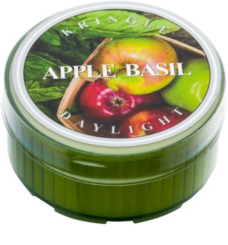 Kringle Candle Apple Basil vela de té 35 g