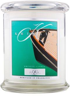 Kringle Candle Aqua scented candle