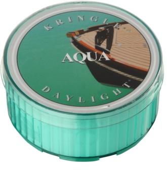 Kringle Candle Aqua čajová sviečka