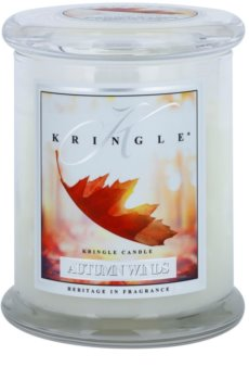 Kringle Candle Autumn Winds vonná svíčka 411 g střední
