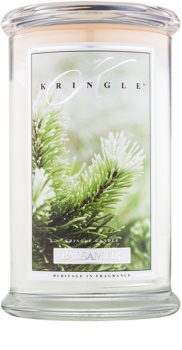 Kringle Candle Balsam Fir scented candle
