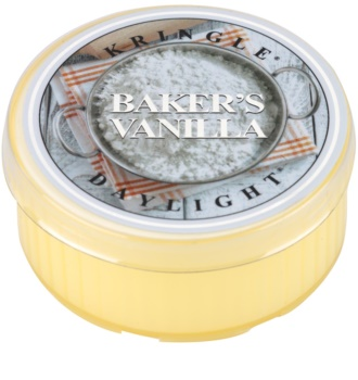 Kringle Candle Baker's Vanilla vela do chá 35 g