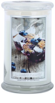 Kringle Candle Blueberry Muffin duftlys