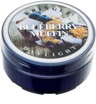 Kringle Candle Blueberry Muffin fyrfadslys