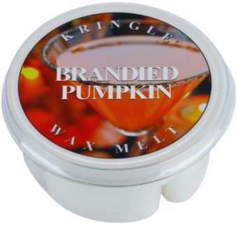 Kringle Candle Brandied Pumpkin cera para lámparas aromáticas 35 g