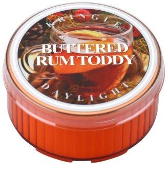 Kringle Candle Buttered Rum Toddy vela de té 35 g