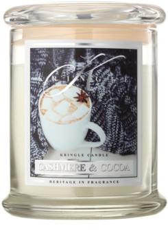 Kringle Candle Cashmere & Cocoa Duftkerze