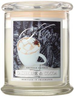 Kringle Candle Cashmere & Cocoa Tuoksukynttilä