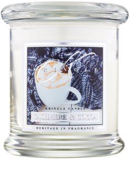 Kringle Candle Cashmere & Cocoa vela perfumada