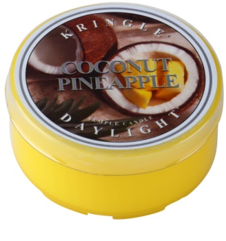 Kringle Candle Coconut Pineapple vela de té 35 g