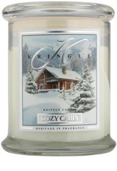Kringle Candle Cozy Cabin świeczka zapachowa