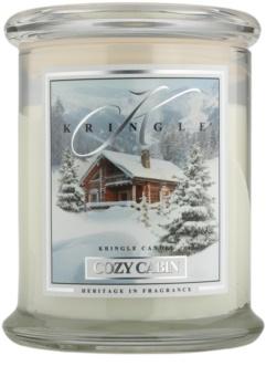 Kringle Candle Cozy Cabin αρωματικό κερί