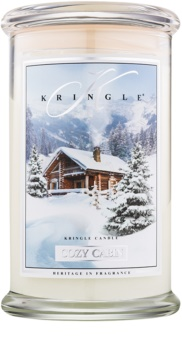 Kringle Candle Cozy Cabin ароматна свещ
